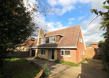 Thumbnail 4 bedroom detached house for sale in Warsash Road, Fareham