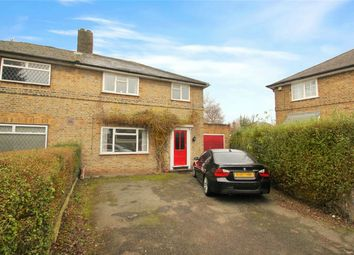 Thumbnail 3 bed semi-detached house for sale in Maple Place, West Drayton, Middlesex