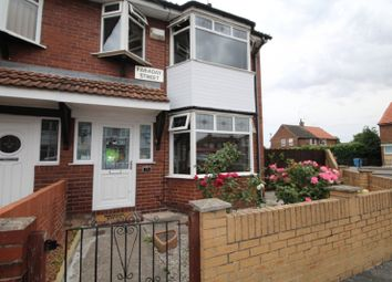 Thumbnail 3 bed end terrace house for sale in Faraday Street, Hull, East Yorkshire.