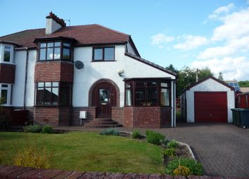 Thumbnail 4 bed semi-detached house to rent in Waverley Avenue, Helensburgh