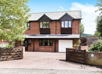 Thumbnail 4 bed detached house for sale in Hay On Wye, Cusop