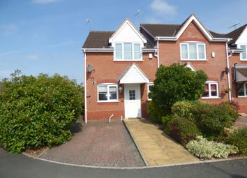 Thumbnail 2 bed end terrace house to rent in Jubilee Close, Stoke Prior, Bromsgrove