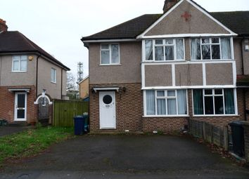 3 bed semi-detached house to rent in Wood End Lane, Northolt UB5