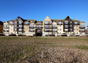 Thumbnail 2 bed flat for sale in Admiralty Court, Sovereign Harbour