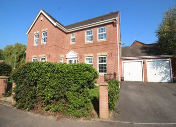Thumbnail 4 bed detached house to rent in The Nurseries, Langstone, Newport
