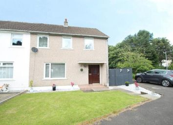 Thumbnail 3 bed semi-detached house for sale in Glamis Drive, East Mains, East Kilbride, South Lanarkshire