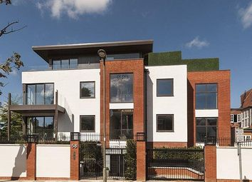 Thumbnail 3 bed flat for sale in West Heath Drive, London