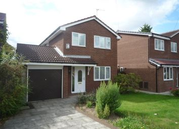 Thumbnail 3 bed detached house to rent in Christchurch Road, Sale, 5Gf.