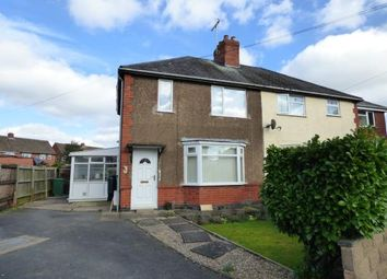 Thumbnail 3 bedroom semi-detached house for sale in Waverley Road, Wigston, Leicester, Leicestershire