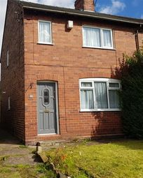 Thumbnail 3 bed semi-detached house to rent in Albemarle Road, Knutton, Newcastle-Under-Lyme