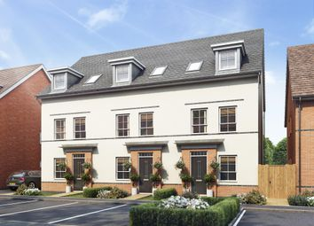 "Thumbnail 3 bed end terrace house for sale in ""Padstow"" at Chapel Hill, Basingstoke"