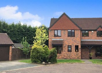 Thumbnail 4 bed detached house for sale in Mornant Avenue, Hartford, Cheshire