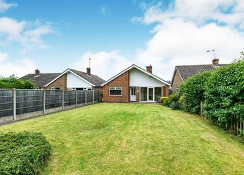 Thumbnail 3 bed bungalow to rent in Grantham Road, Waddington, Lincoln
