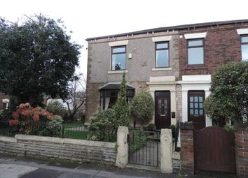 Thumbnail 4 bed semi-detached house for sale in Church Street, Royton, Oldham