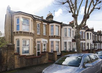 Thumbnail 3 bed end terrace house for sale in Cromwell Road, London