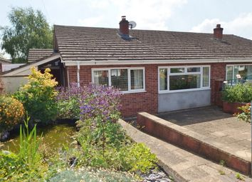 Thumbnail 3 bed semi-detached bungalow for sale in 61 Lancaster Drive, Lydney, Gloucestershire