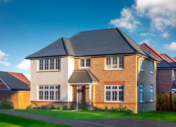 Thumbnail 4 bedroom detached house for sale in Coate, Swindon