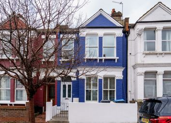 Thumbnail 4 bed terraced house to rent in Tennyson Road, London