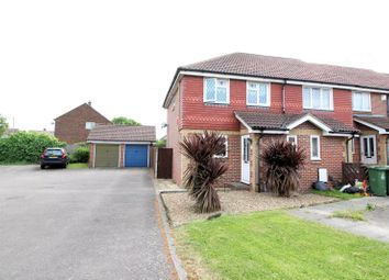 Thumbnail 3 bed end terrace house for sale in Snipe Close, Howbury Park, Slade Green, Kent