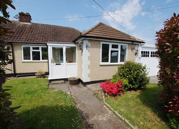 Thumbnail 2 bed semi-detached bungalow to rent in Louis Drive West, Rayleigh
