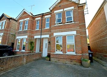 Thumbnail 3 bed semi-detached house to rent in Gwynne Road, Poole, Dorset