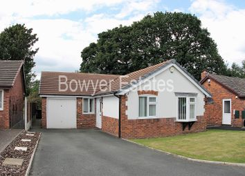 Thumbnail 2 bed detached bungalow to rent in Beechfield Gardens, Hartford, Northwich, Cheshire.