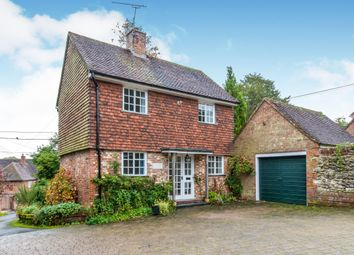Thumbnail 2 bedroom detached house to rent in Church Lane, Easton, Winchester