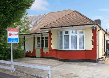 Thumbnail 3 bed semi-detached bungalow for sale in Heather Gardens, Rise Park, Romford