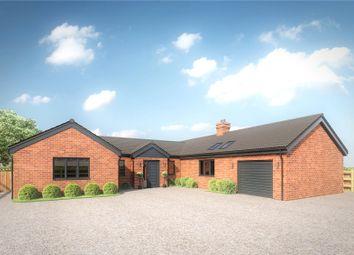 Thumbnail 3 bed detached bungalow for sale in Dereham Road, Garvestone, Dereham, Norfolk