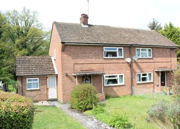 Thumbnail 2 bed semi-detached house for sale in Robins Hill, Inkpen