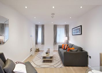 Thumbnail 1 bed flat to rent in 24 Wharf Road, London