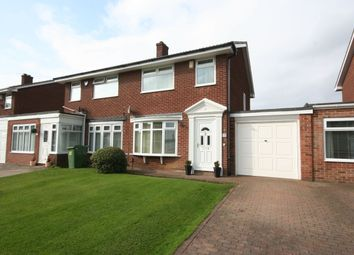 3 bed semi-detached house for sale in Chadderton Drive, Thornaby, Stockton-On-Tees TS17