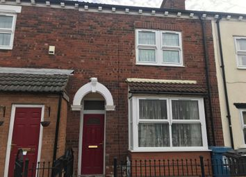 Thumbnail 3 bed terraced house to rent in Hawthorn Avenue, Hull