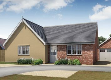 Thumbnail 3 bed detached bungalow for sale in Plot 19 Springfield Meadows, Little Clacton, Essex