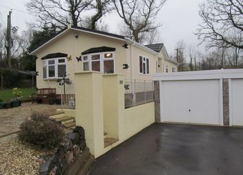 Thumbnail 2 bed mobile/park home for sale in Pathfinder Village (Ref 5841), Tedburn St Mary, Exeter, Devon