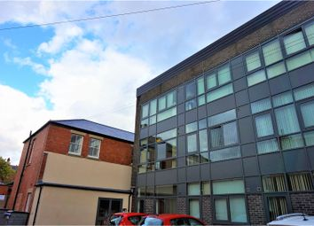 Thumbnail 1 bedroom flat for sale in Bramble Street, Derby