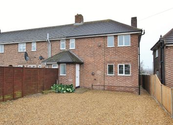 Thumbnail 4 bed end terrace house for sale in Potton Road, Eynesbury, St. Neots