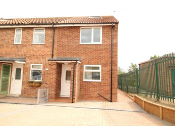 Thumbnail 3 bed end terrace house for sale in Jorvik Close, York