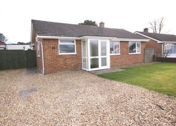 Thumbnail 3 bed detached bungalow for sale in Dalkeith Road, Corfe Mullen, Wimborne