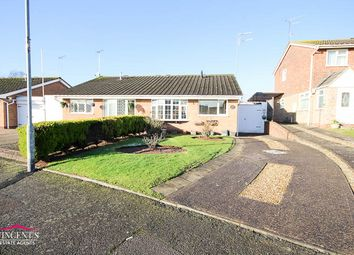 Thumbnail 2 bed bungalow for sale in Rosamund Avenue, Leicester