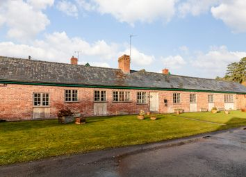 Thumbnail 3 bed barn conversion for sale in Brinsop Court Park, Brinsop, Hereford