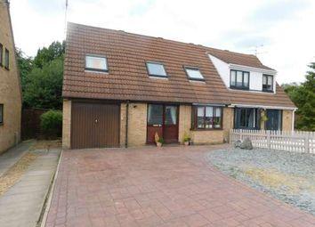 Thumbnail 3 bed semi-detached house to rent in Everingham, Orton Brimbles, Peterborough