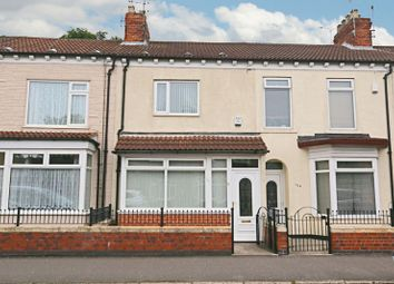 Thumbnail 3 bedroom terraced house for sale in Somerset Street, Hull