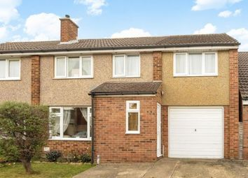 Thumbnail 4 bed semi-detached house for sale in Baker Road, Abingdon