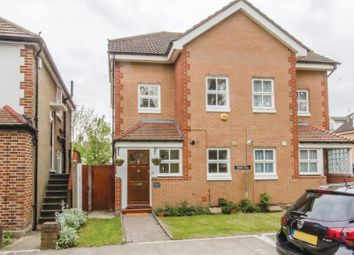 Thumbnail 3 bed semi-detached house for sale in Hobbs Green, London