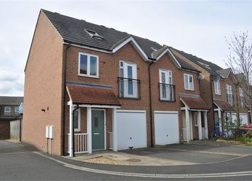 Thumbnail 3 bed semi-detached house to rent in Angelica Close, Consett, Co Durham.