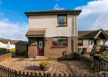 Thumbnail 2 bed end terrace house for sale in Loudon Gardens, Johnstone