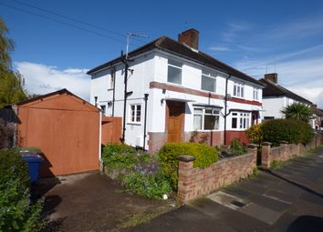Thumbnail 3 bed semi-detached house to rent in Oakleigh Road North, Whetstone