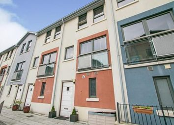 Thumbnail 4 bed terraced house for sale in Tresawya Drive, Truro, Cornwall