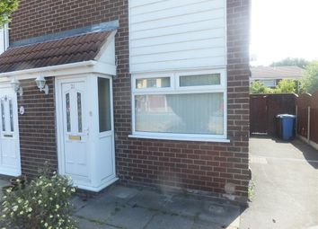 Thumbnail 2 bed semi-detached house to rent in Ribchester Way, Tarbock Green, Liverpool